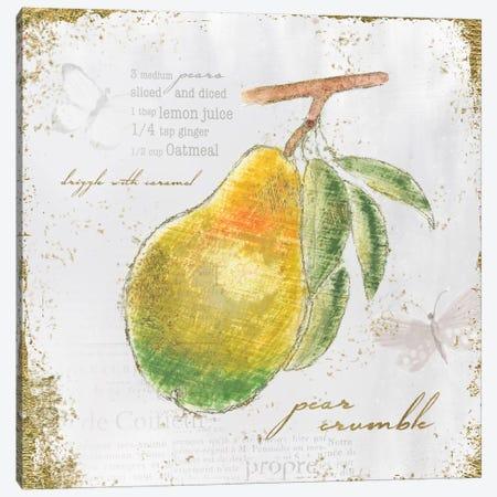 Garden Treasures III Canvas Print #WAC5473} by Emily Adams Art Print