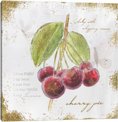 Garden Treasures IV Canvas Art Print