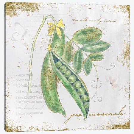 Garden Treasures X Canvas Print #WAC5478} by Emily Adams Canvas Art Print