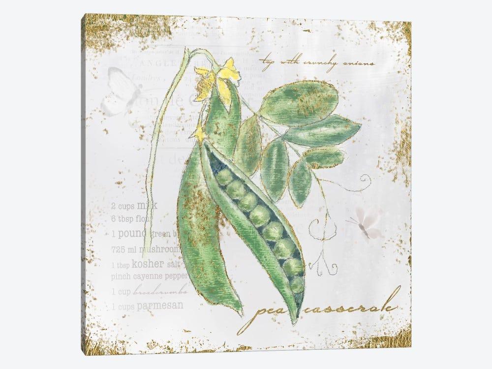 Garden Treasures X by Emily Adams 1-piece Canvas Artwork