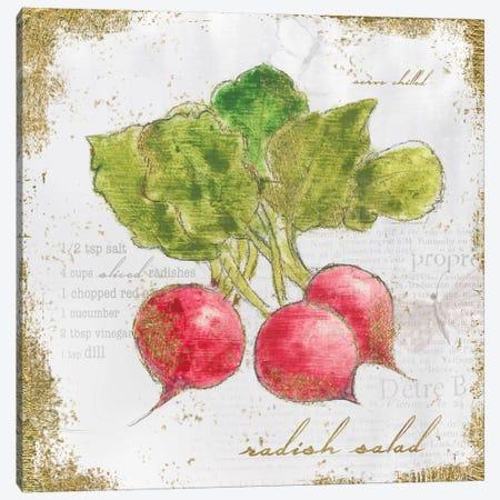 Garden Treasures XII Canvas Print #WAC5479} by Emily Adams Canvas Art Print