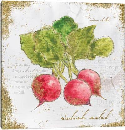 Garden Treasures XII Canvas Art Print