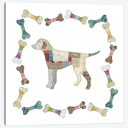 Good Dog II Canvas Print #WAC5492} by Courtney Prahl Art Print