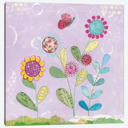 Patty's Garden I Canvas Print #WAC5495} by Courtney Prahl Canvas Wall Art