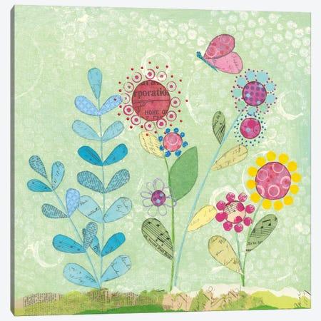 Patty's Garden II Canvas Print #WAC5496} by Courtney Prahl Canvas Artwork
