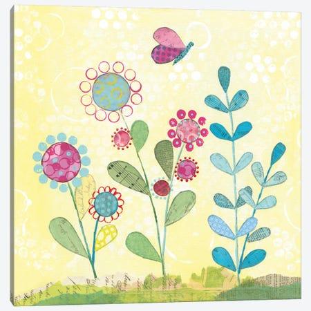 Patty's Garden III Canvas Print #WAC5497} by Courtney Prahl Canvas Wall Art