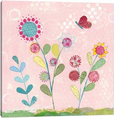 Patty's Garden IV Canvas Art Print