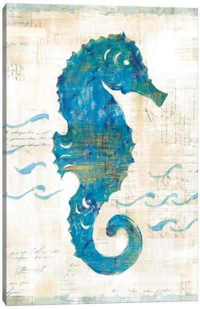 On The Waves III Canvas Art Print