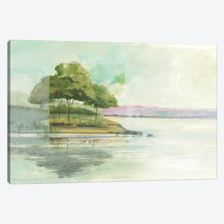 Lake Front I Canvas Print #WAC5510} by Avery Tillmon Canvas Wall Art