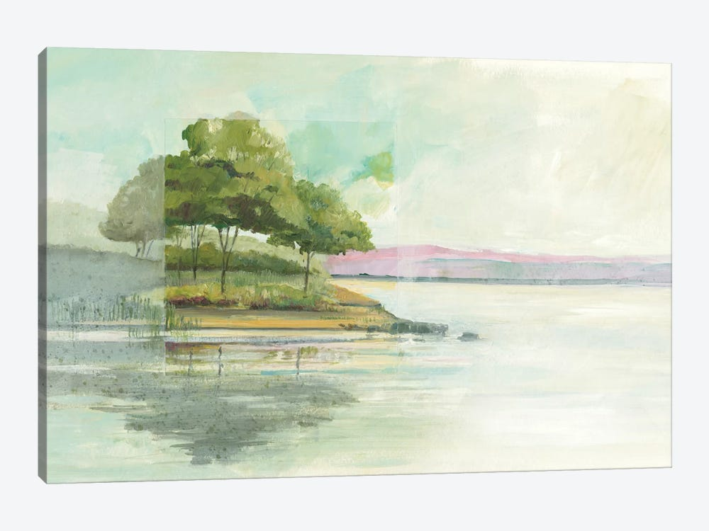 Lake Front I by Avery Tillmon 1-piece Canvas Print