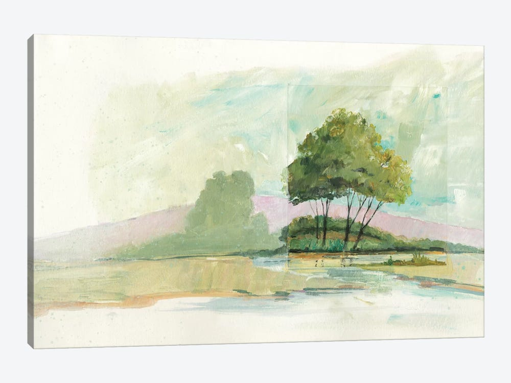 Lake Front II by Avery Tillmon 1-piece Canvas Wall Art