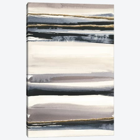 Gilded Grey III 3-Piece Canvas #WAC5522} by Chris Paschke Art Print