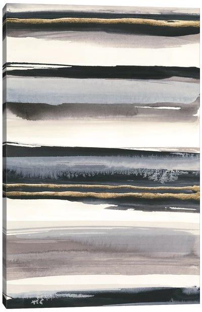 Gilded Grey IV Canvas Print #WAC5523