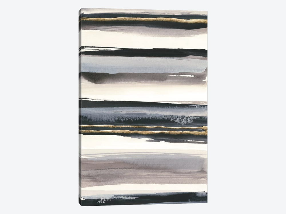 Gilded Grey IV by Chris Paschke 1-piece Art Print