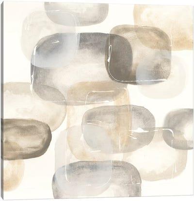 Neutral Stones IV Canvas Print #WAC5531