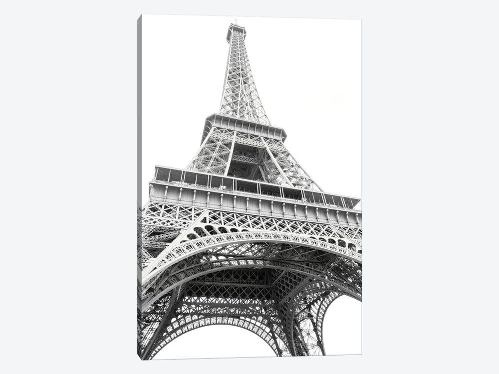 Eiffel Up Close by Laura Marshall 1-piece Canvas Art