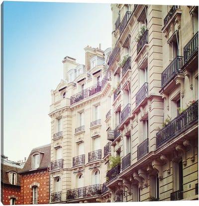 Paris Moments III Canvas Print #WAC5536