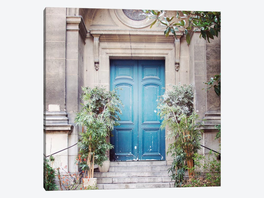 Paris Moments IV 1-piece Canvas Wall Art
