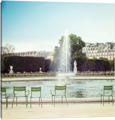 Paris Moments V Canvas Print #WAC5538