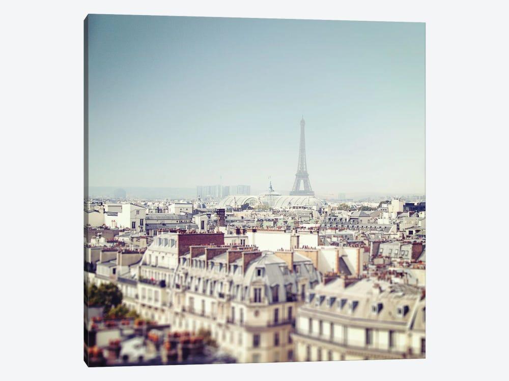 Paris Moments VI by Laura Marshall 1-piece Canvas Artwork