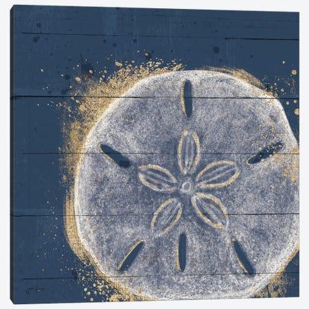 Calm Seas X Canvas Print #WAC5548} by Janelle Penner Canvas Print