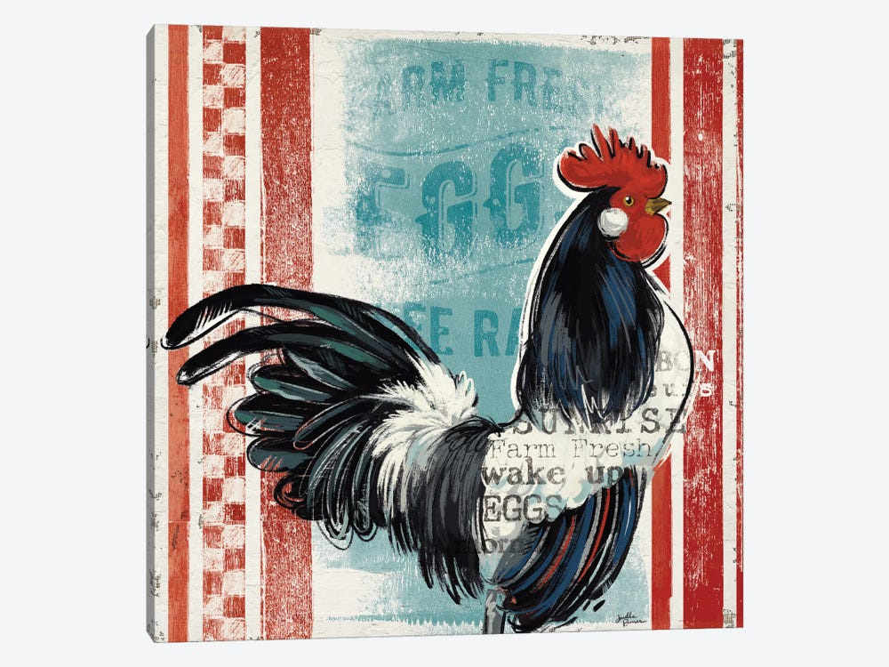 Morning News I by Janelle Penner 1-piece Art Print
