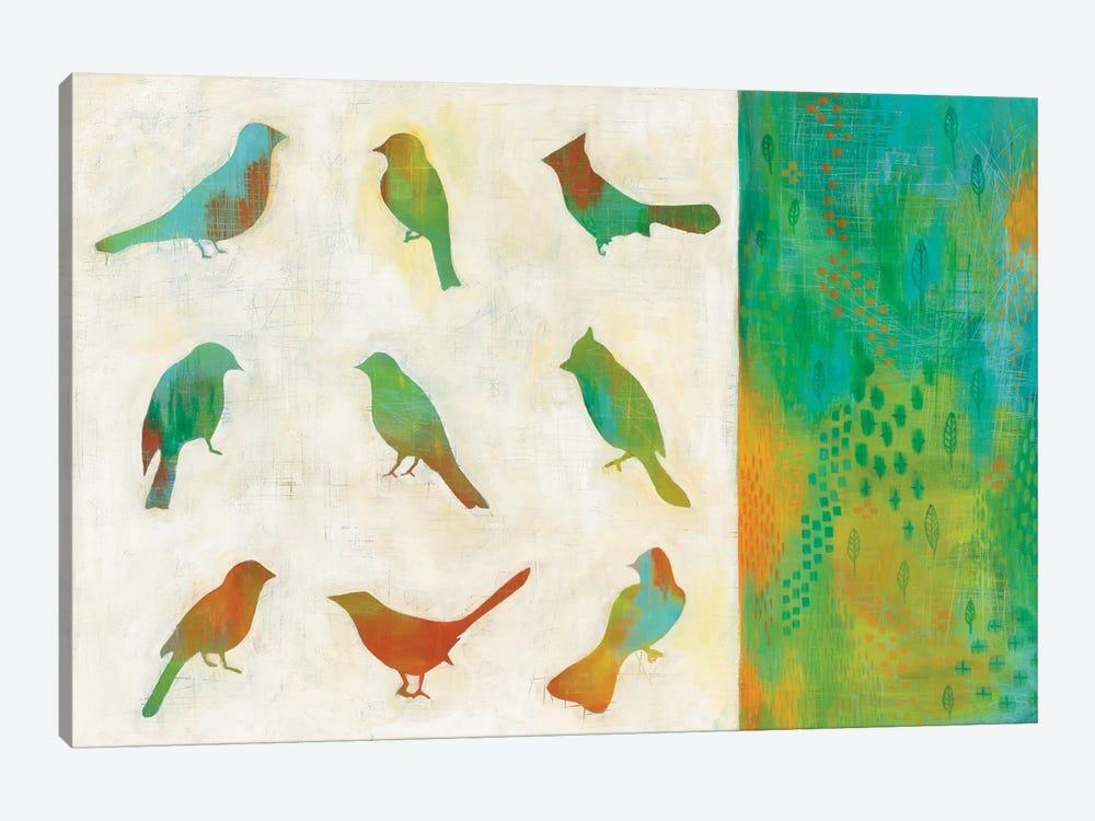 Flight Patterns I by Melissa Averinos 1-piece Canvas Art Print