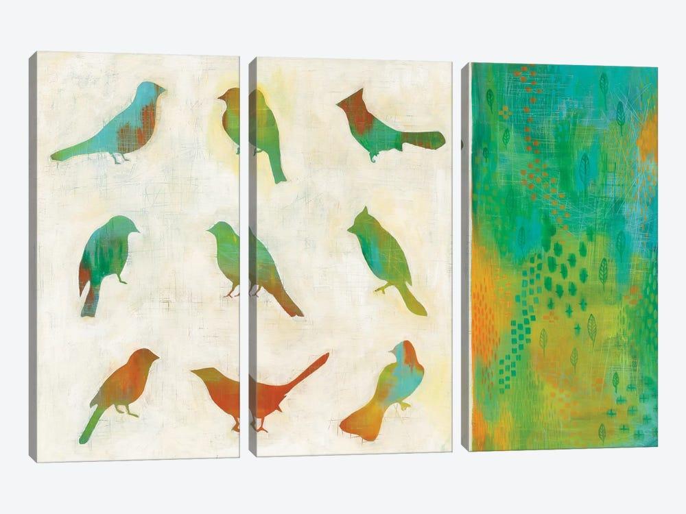 Flight Patterns I by Melissa Averinos 3-piece Art Print
