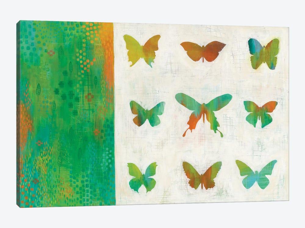 Flight Patterns II by Melissa Averinos 1-piece Canvas Artwork