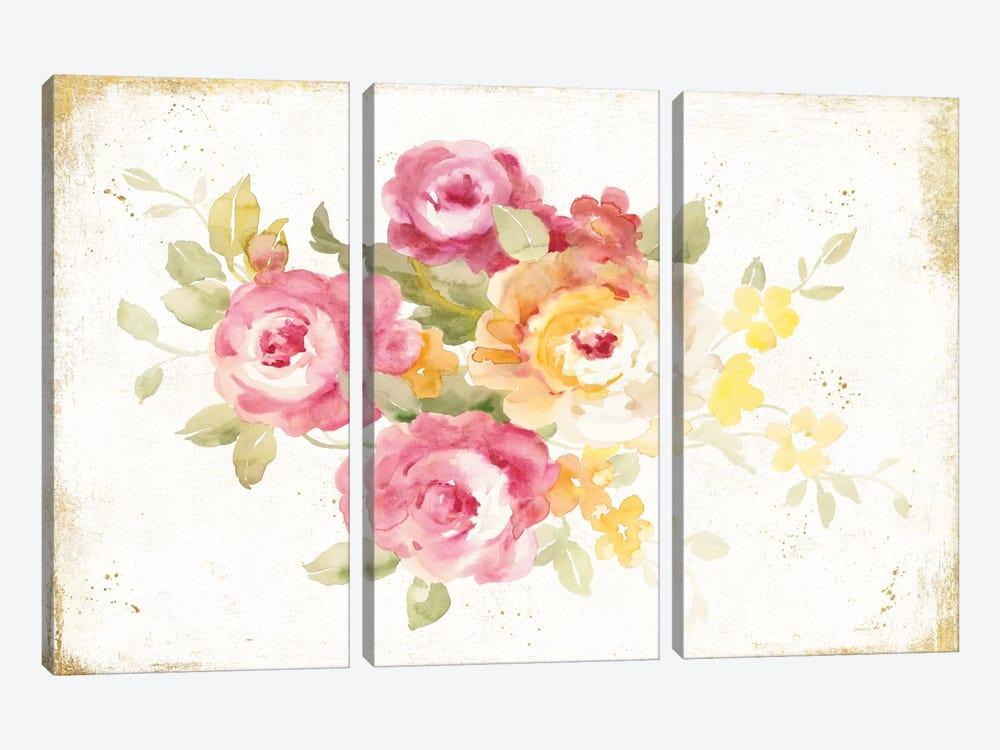 Midsummer IV by Danhui Nai 3-piece Art Print