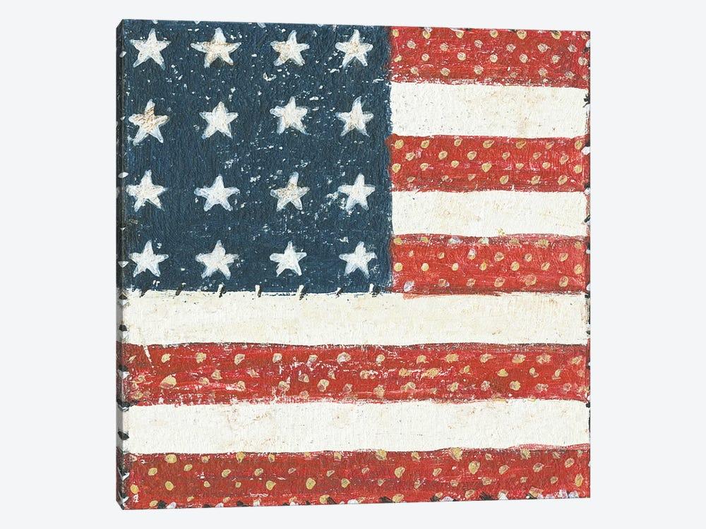 Americana Quilt IV by David Carter Brown 1-piece Art Print
