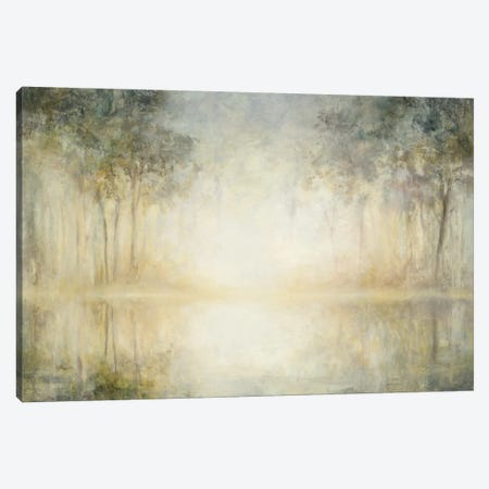 Morning Mist 3-Piece Canvas #WAC5604} by Julia Purinton Canvas Art Print