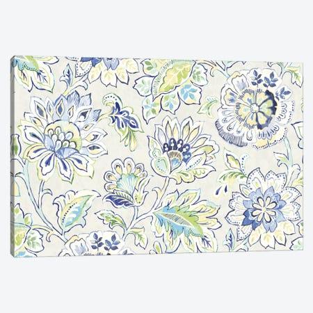 Ceylon Gardens II Canvas Print #WAC5615} by Wild Apple Portfolio Canvas Art