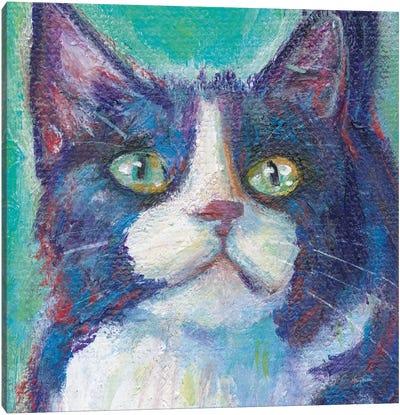 Cookie Bean Canvas Art Print