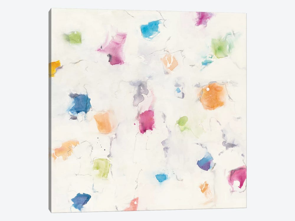Glitterati I by Mike Schick 1-piece Canvas Art Print