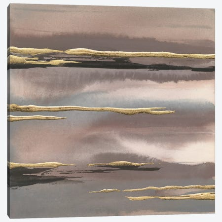Gilded Morning Fog III Canvas Print #WAC5639} by Chris Paschke Art Print