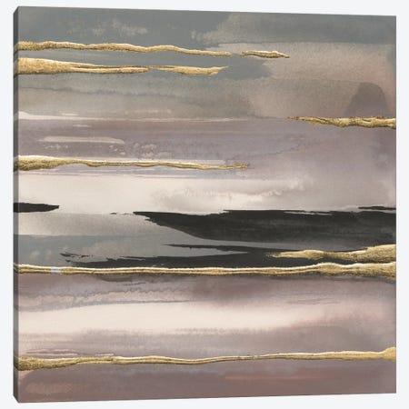 Gilded Morning Fog IV Canvas Print #WAC5640} by Chris Paschke Canvas Wall Art