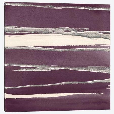 Silver Rose II Canvas Print #WAC5644} by Chris Paschke Canvas Art Print