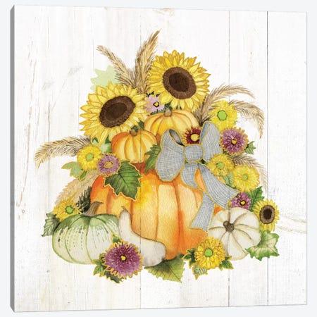 Autumn Days I Canvas Print #WAC5645} by Kathleen Parr McKenna Canvas Print