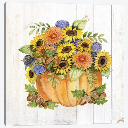 Autumn Days III Canvas Print #WAC5647} by Kathleen Parr McKenna Canvas Art Print