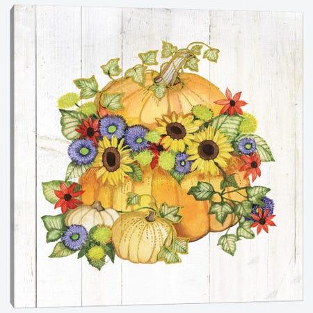 Autumn Days IV Canvas Print #WAC5648} by Kathleen Parr McKenna Canvas Artwork