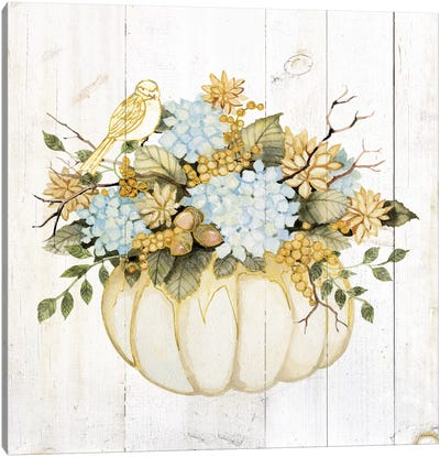 Autumn Elegance III Canvas Art Print