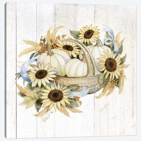 Autumn Elegance IV Canvas Print #WAC5652} by Kathleen Parr McKenna Canvas Print