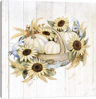 Autumn Elegance IV Canvas Art Print