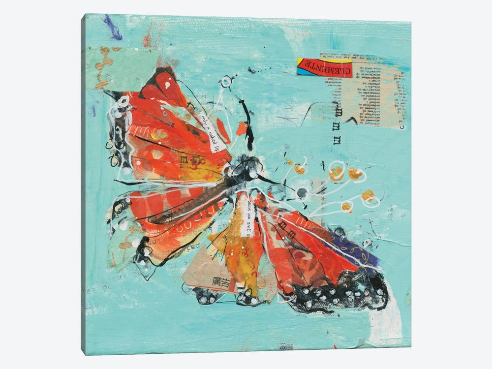 Monarch I by Kellie Day 1-piece Art Print