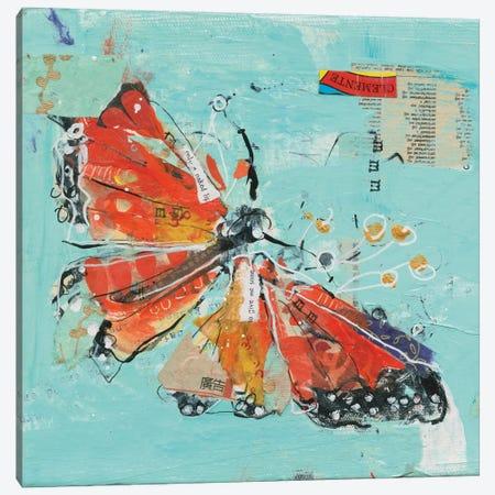 Monarch I Canvas Print #WAC5654} by Kellie Day Canvas Art