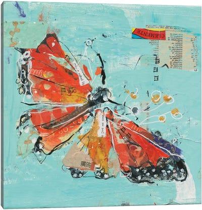 Monarch I Canvas Art Print