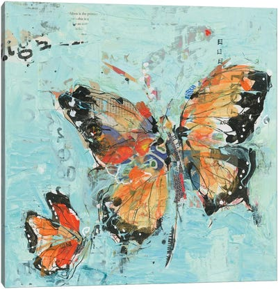 Monarch II Canvas Print #WAC5655