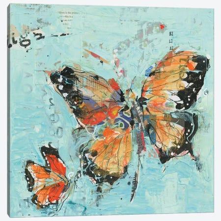 Monarch II Canvas Print #WAC5655} by Kellie Day Canvas Wall Art