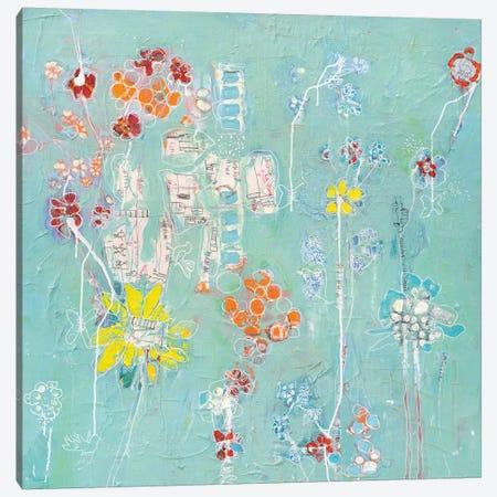 Spanish Homework Canvas Print #WAC5656} by Kellie Day Canvas Wall Art